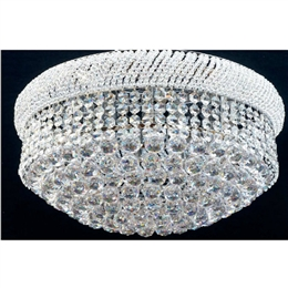 Fantastic Lighting FL320/50/9 9 Placido 9 Light Crystal Chandelier