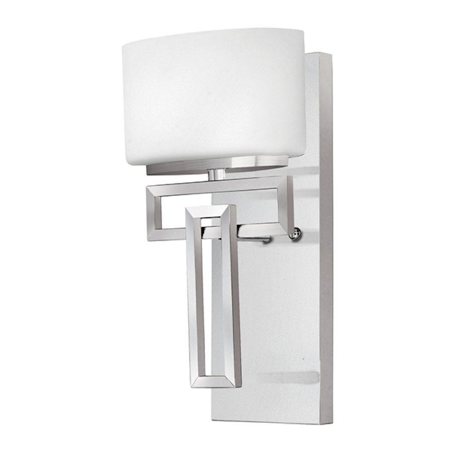 elstead hk lanza1 bath lanza bathroom wall light