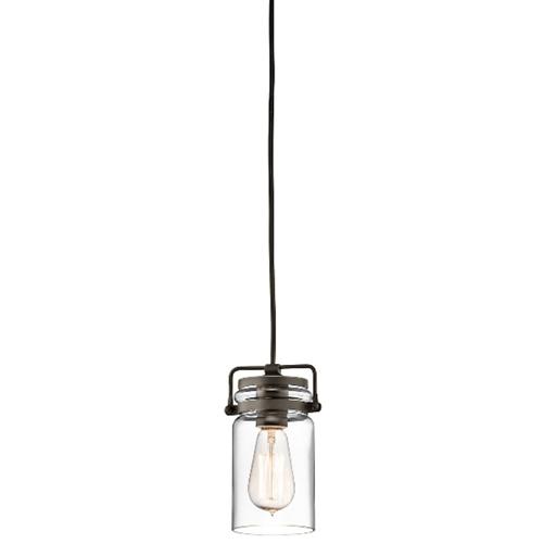 Elstead Lighting KL/BRINLEY/MP OZ Kichler Brinley Mini