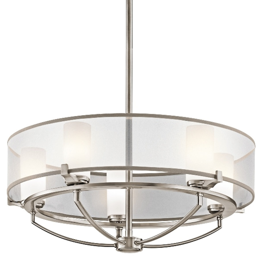 Elstead lighting kichler kl saldana5 saldana 5 light chandelier