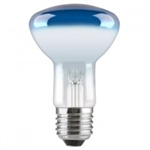 R95 Blue 100Watt ES SpotLight Bulb 240v E27 Lamp