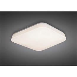 Mantra M3766 Medium Quatro LED Flush Fitting