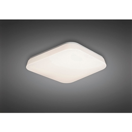 Mantra M3767 Small Quatro LED Flush Fitting