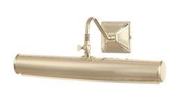 Elstead PL1-20 Polished Brass Large Picture Light 