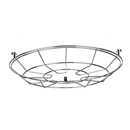David Hunt Lighting REC9950 Reclamation cage in Chrome finish