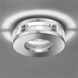 Hull Lighting RF310 Mains Voltage Bathroom Downlight