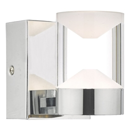 Dar SUS0750 Susa LED Bathroom Wall Light