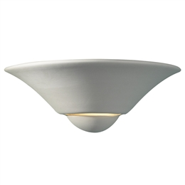 Dar SWI0748 Swift Ceramic Wall Light.
