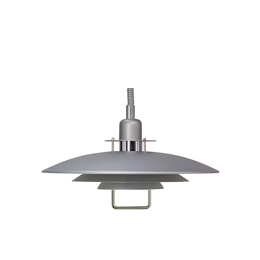 Belid Primus II T1214-77 Grey Finish Rise and Fall Pendant Light.