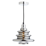DAR ZEP6550 Zephyr 1 Light Non-Electric Pendant.